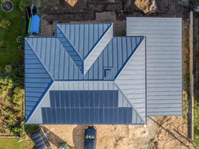 Integreeritavad solar lahendused - metallkatused